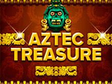 играть в автоматы Aztec Treasure на деньги